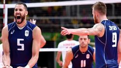 L'Italvolley batte l'Iran e vola in