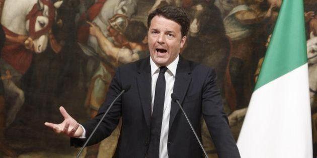 Dopo il referendum sulle trivelle, Renzi non è più lo
