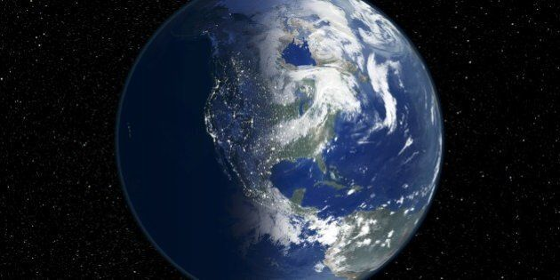 La Terra è composta da due pianeti dopo l'urto violento con Theia avvenuto 4,5 miliardi di anni fa. La...