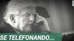 Ogni volta che Donald Trump chiama qualcuno scoppia il caos