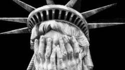 Queste vignette spiegano come gli Americani vedono il loro Paese in mano a