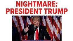Il trionfo di Donald Trump sui siti di tutto il mondo: