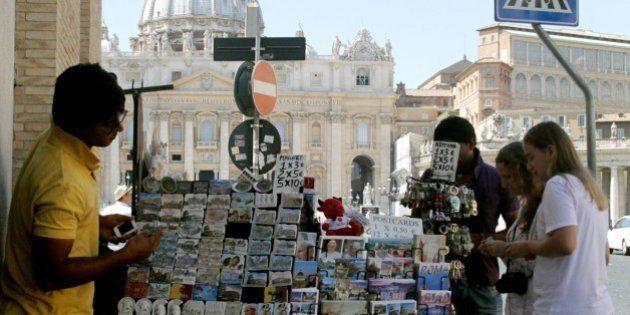 Roma, ordinanza del commissario Francesco Paolo Tronca riammette i camion bar a San