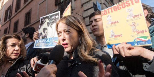 Monica Cirinnà: