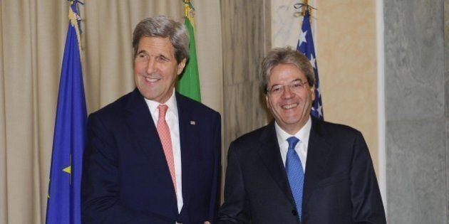 Coalizione anti-Isis riunita a Roma. Kerry all'Italia: