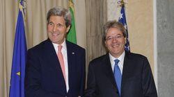 Kerry all'Italia: