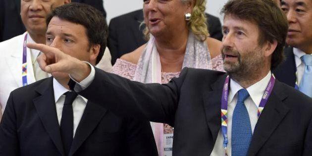 Legge elettorale, il Pd come un grande forno: dall'asse con Grillo alla proposta di Franceschini ad Alfano...