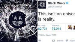 Black Mirror dice in un tweet quello che tutti abbiamo pensato alla notizia di Trump