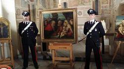 Recuperati tre quadri trafugati dai nazisti nel '44 finiti nei salotti di collezionisti