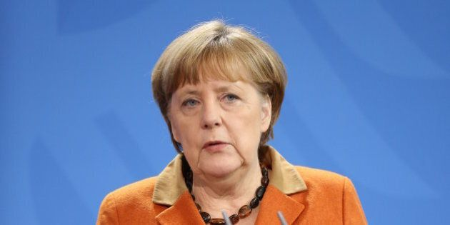 Angela Merkel: