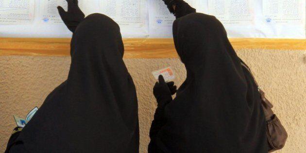 Angela Merkel contro il burqa