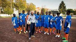 I rifugiati e il calcio, la bella storia della Liberi