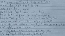 Questa toccante poesia di un bambino vi farà capire cosa significa essere