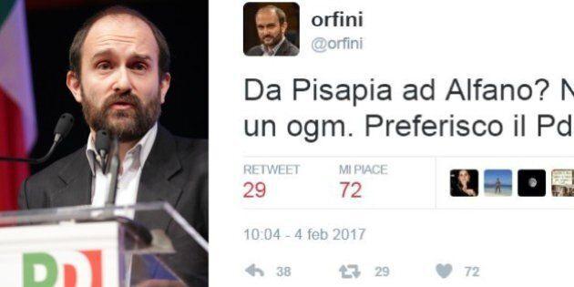 Matteo Orfini risponde a Delrio e Franceschini: