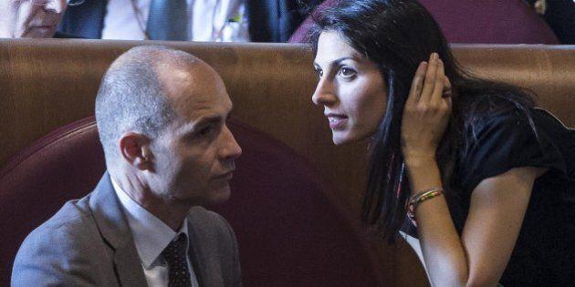 Daniele Frongia, vice sindaco di Roma: