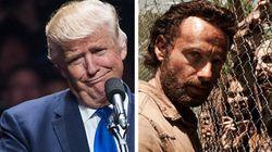 C'è un collegamento tra The Walking Dead e l'elezione di