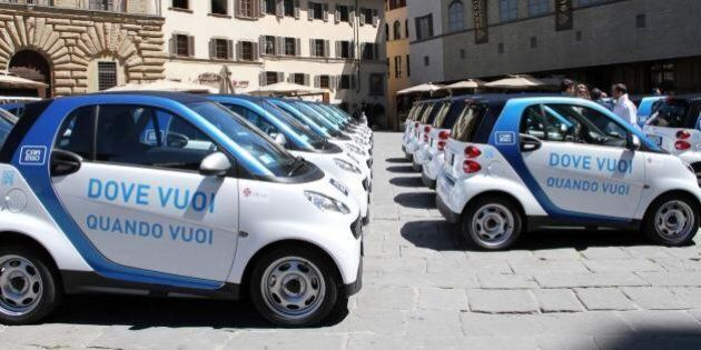 Car2Go cambia il regolamento per il car sharing in Italia: