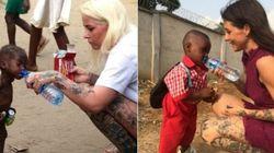 Una nuova foto fa il giro del mondo: Hope, il bimbo salvato dalla morte, va a