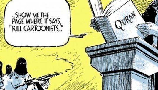 Queste vignette ironiche e dolorose vincono il Pulitzer con