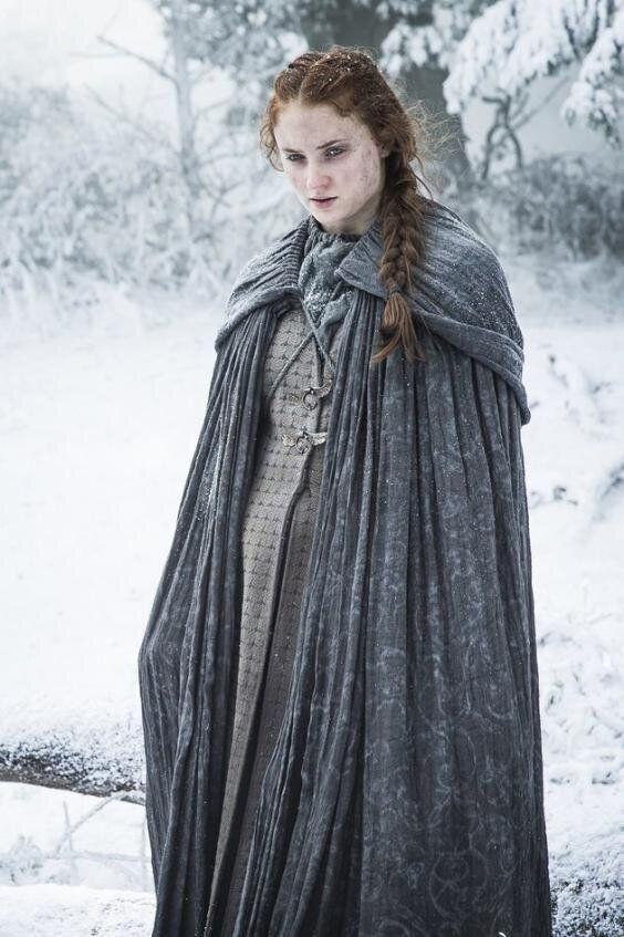 Nell'episodio 5 della 6a stagione di Game of Thrones Sansa Stark potrebbe aver fatto un'enorme rivelazione