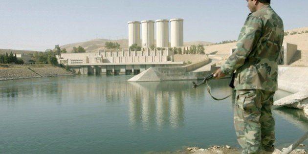All'italiana Trevi l'appalto per la riparazione della diga di Mosul in Iraq. Italia ha annunciato invio...