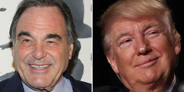 Oliver Stone all'HuffPost: