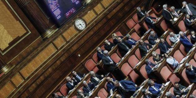 Sui senatori-consiglieri la costituzione prevale sugli statuti