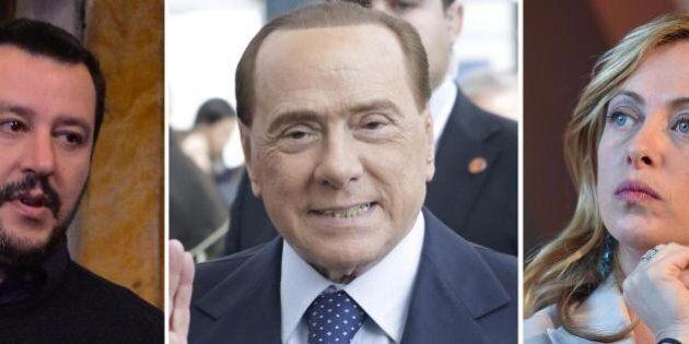 Silvio Berlusconi sarà a Bologna con Matteo Salvini domenica 8 novembre in Piazza