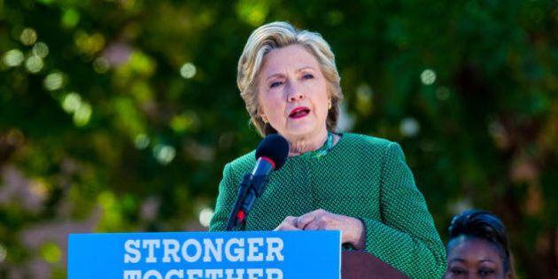 Elezioni Usa 2016, Hillary Clinton parla dopo la sconfitta: