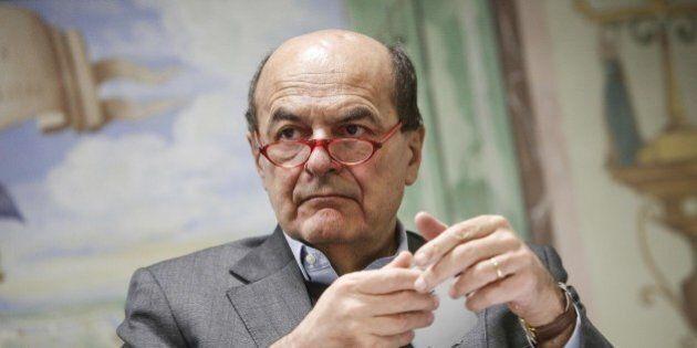 Pier Luigi Bersani denuncia il sistema Renzi: