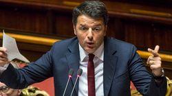 Renzi premier garantista contro l'ammucchiata in Senato: