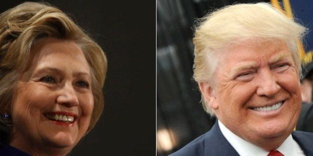 Usa 2016, New York incorona Hillary Clinton e Donald Trump. Il magnate fa il pieno di