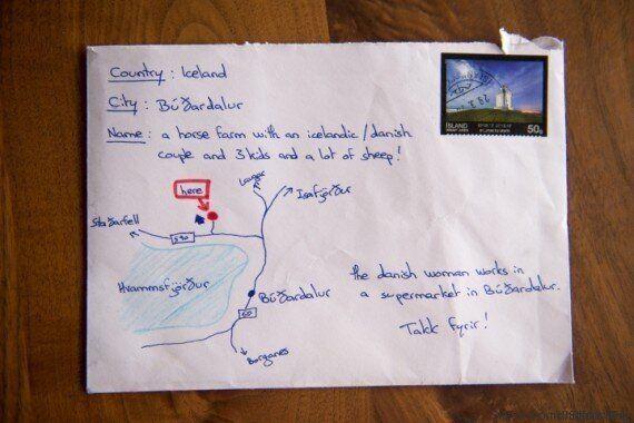 Questa lettera senza destinatario e indirizzo è arrivata ugualmente a