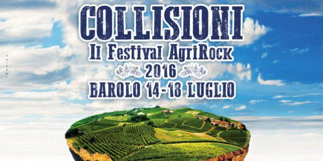 'Collisioni', il festival agri-rock di letteratura e musica a Barolo torna dal 14 al 18