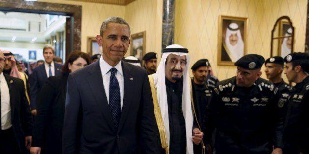 Barack Obama vola a Riad per rinsaldare l'alleanza con i sauditi. Sulla missione grava il 'dossier