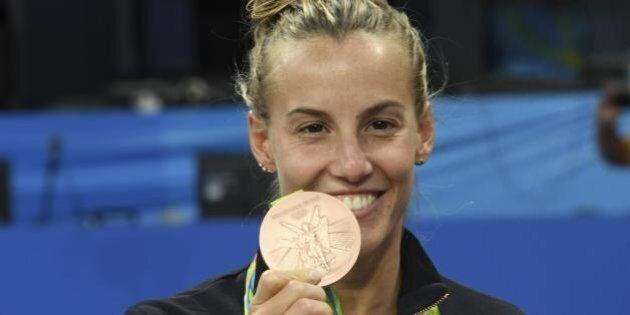 Tania Cagnotto: