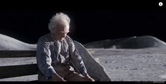 Lo spot di Natale di John Lewis dimostra che neanche la Luna è troppo lontana quando desiderate stare...