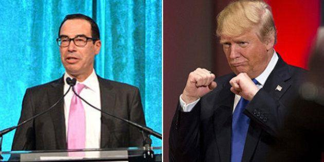 Con Donald Trump ci saranno Rudy Giuliani, Chris Christie e Ben Carson. Spunta l'ex Goldman Steven Mnuchin...