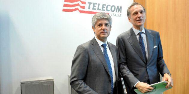 Telecom, dietro la conversione delle azioni di risparmio il blitz di Giuseppe Recchi. Marco Patuano