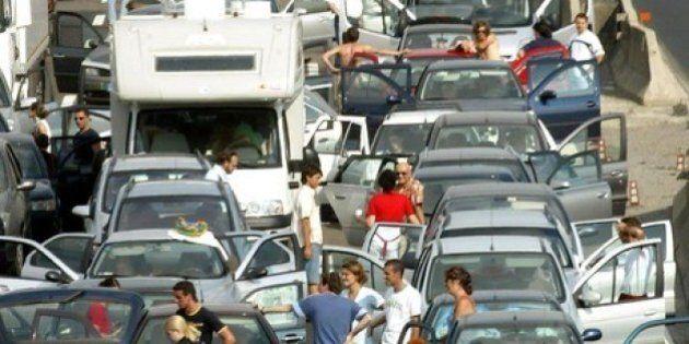 Controesodo, traffico intenso per il rientro dalle vacanze. Attese punte più elevate dal tardo