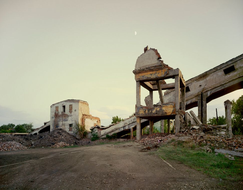 Kurchatov V (Heating Plant), Kazakhstan 2011