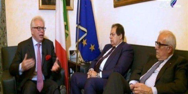 Giulio Regeni, i verdiniani alla televisione egiziana scagionano Al Sisi: