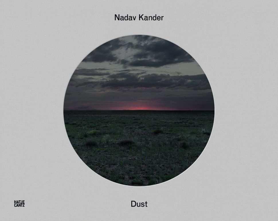 "Dust by Nadav Kander. The book will be released in the US in November by <a href=""http://www.hatjecantz.de/nadav-kander-6192-"