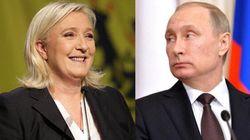 Le Pen e Putin, l'asse che potrebbe mettere fine all'Unione