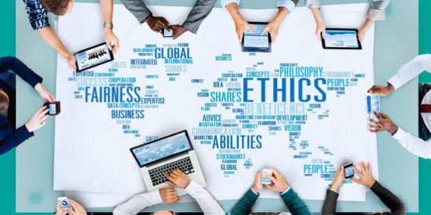 Ethics Ideals Principles Morals Standards