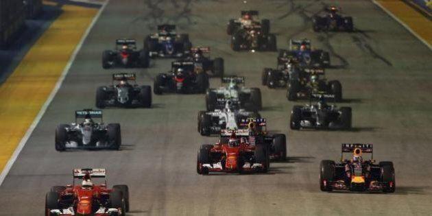 F1 Gp di Monaco: la grande