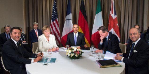 Barack Obama incontrerà Matteo Renzi e gli altri leader Ue ad Hannover il 25