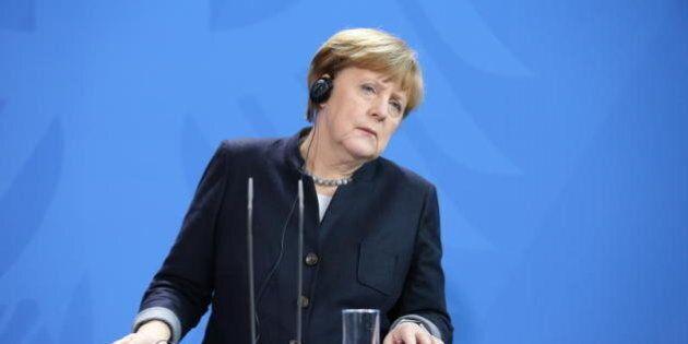 La Merkel ci porta sulla rotta del