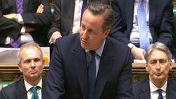 Cameron prova a convincere il Parlamento: