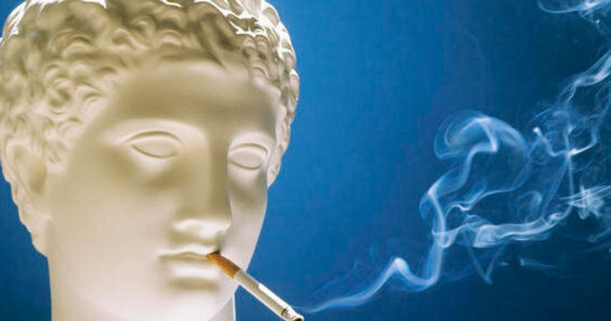 Zeman smettere di fumare